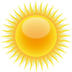 Free to Use & Public Domain Sun Clip Art.
