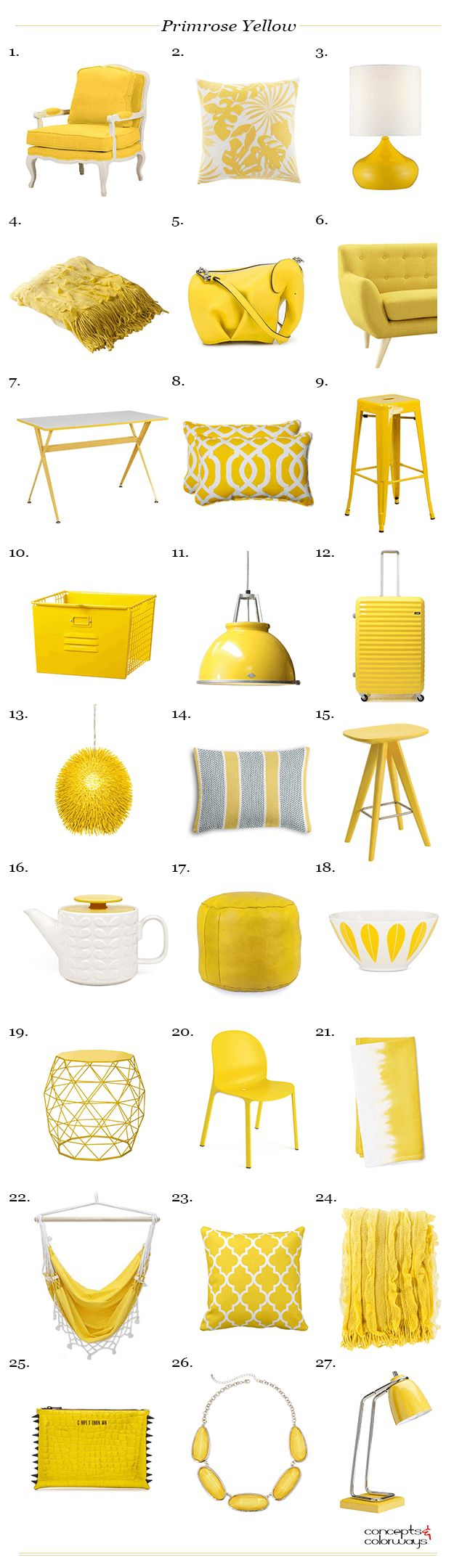1000+ ideas about Bright Yellow on Pinterest.