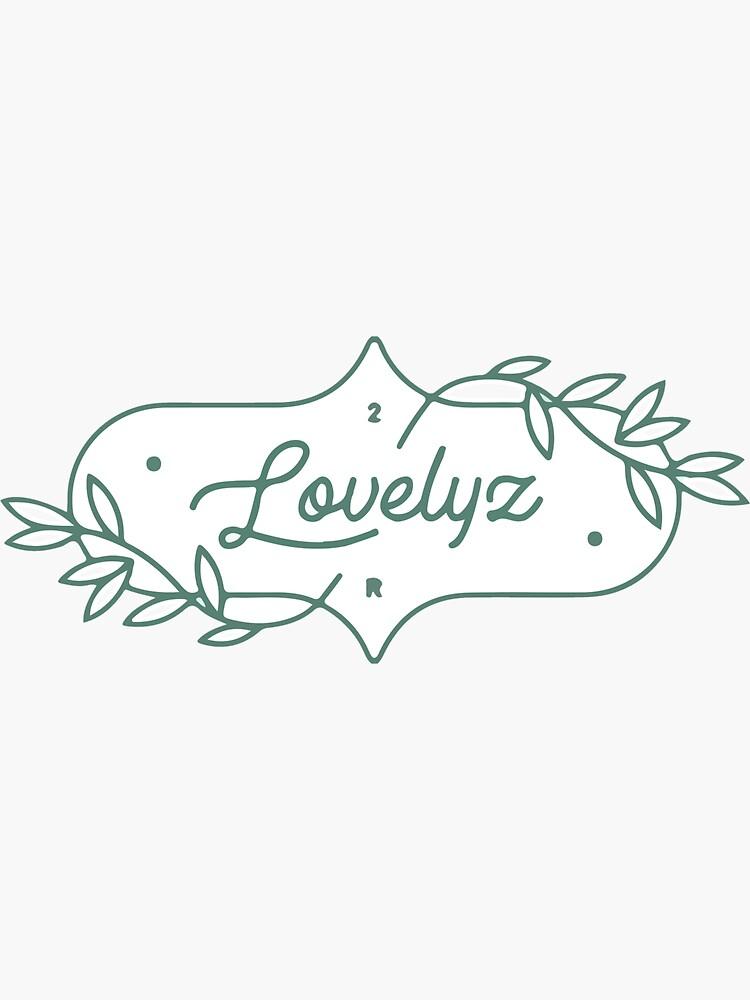 Lovelyz Logo.