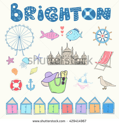 Royal Pavilion Brighton Stock Photos, Royalty.
