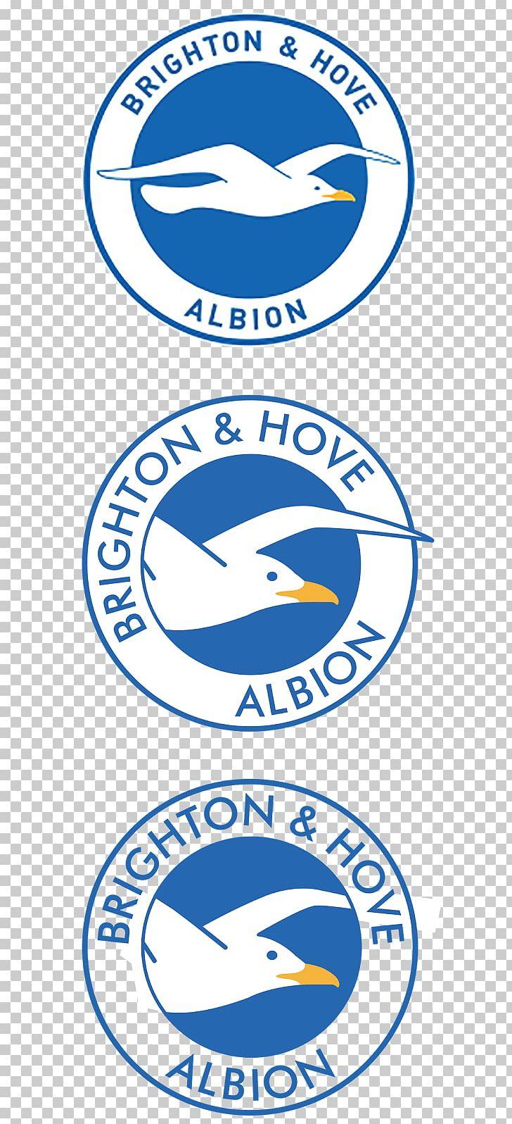 Brighton & Hove Albion F.C. Logo Trademark Brand PNG.
