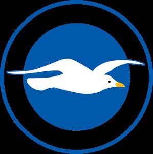 Brighton & Hove Albion F.C. Logo Vector (.EPS) Free Download.
