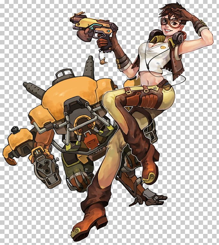 Overwatch D.Va Mecha Character PNG, Clipart, Brigitte, Cartoon.