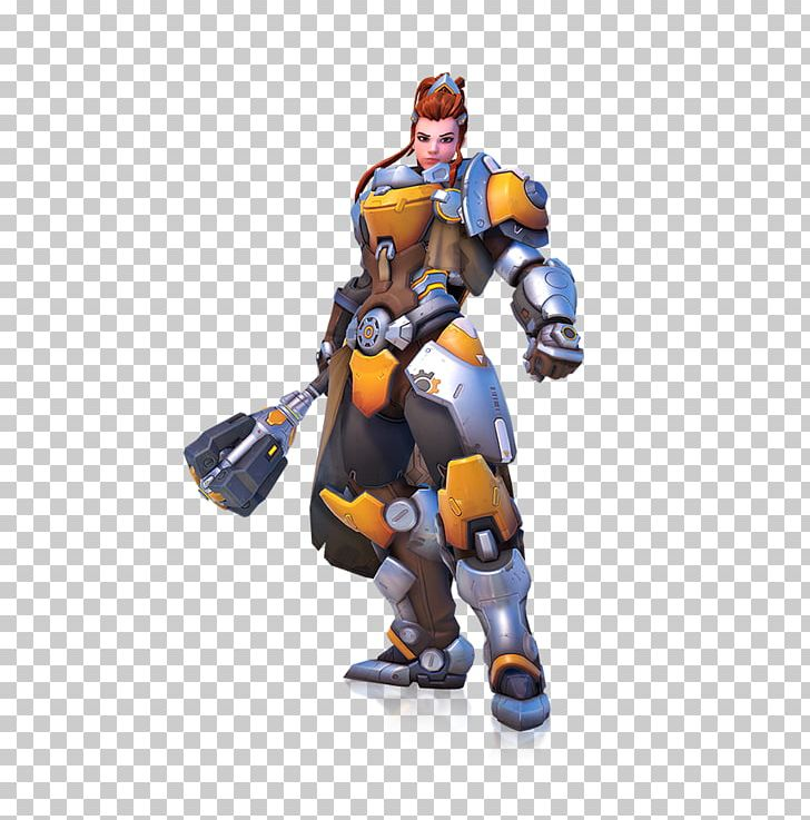Overwatch League Brigitte Video Game Characters Of Overwatch PNG.