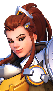 "Brigitte Guide ""I will be your shield.""."