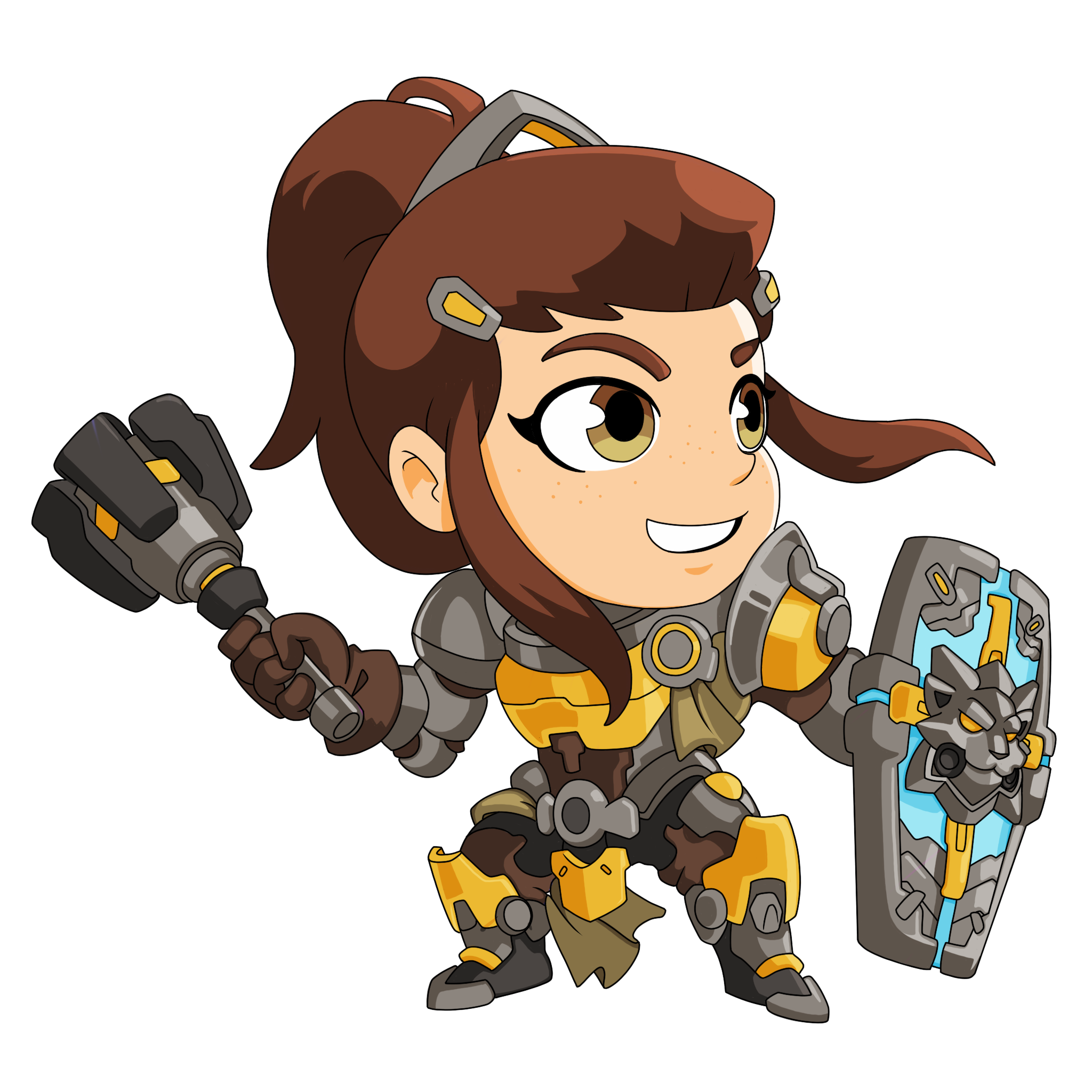 Brigitte Cute Sprays (brigetty? spigette? bridget?).