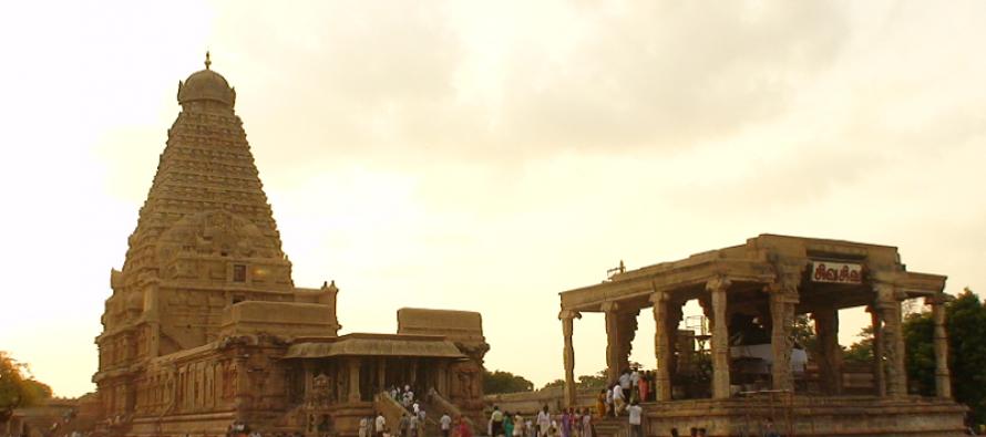 Brhadisvara Temple.