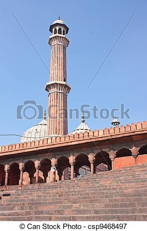 Picture of Humayun's tomb in Delhi is a brilliant example of early.