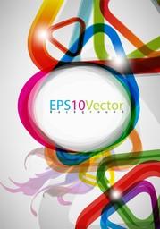 Color Clip Art, Vector Color.