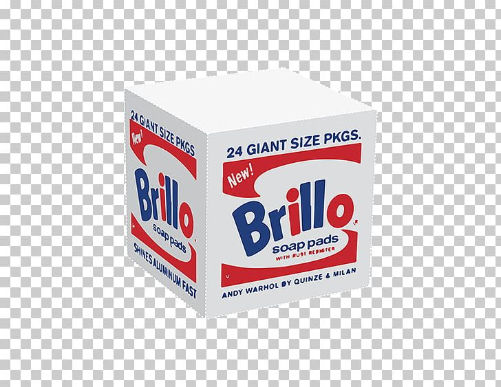 Brillo Soap Pads Brillo Box Brillo Pad Pop Art PNG, Clipart.