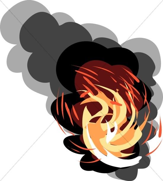 Fire and Brimstone.