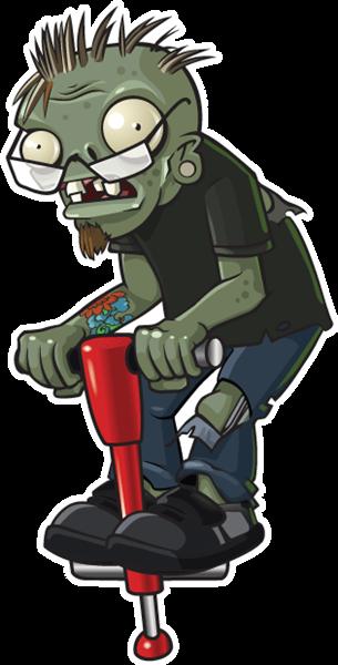 Zombie saltador in 2019.