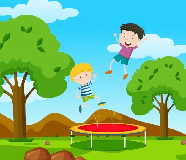 Trampoline Vectors, Photos and PSD files.
