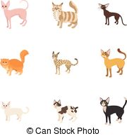 Brindled cat Clipart Vector and Illustration. 7 Brindled cat clip.