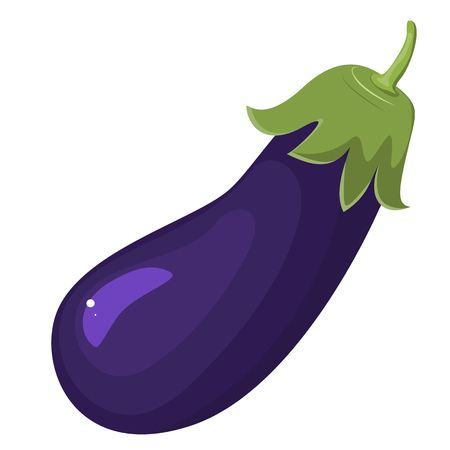 20,135 Eggplant Aubergine Stock Vector Illustration And Royalty Free.