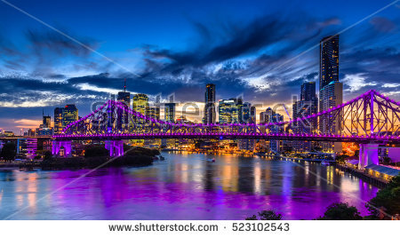 Brisbane Stock Images, Royalty.