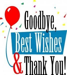 Farewell Good Bye And Good Luck To Tracy Wilson And Big Joe.