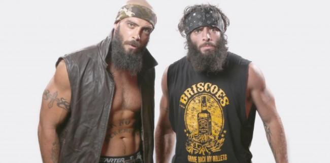 The Briscoe Brothers have been with Ring of Honor \