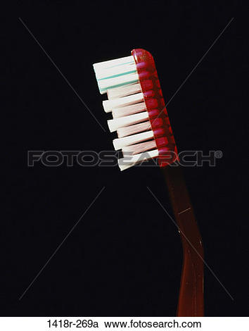 Stock Photography of still life, toothbrush, hygiene, housewares.