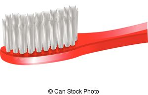 Toothbrush bristles Vector Clipart Royalty Free. 473 Toothbrush.