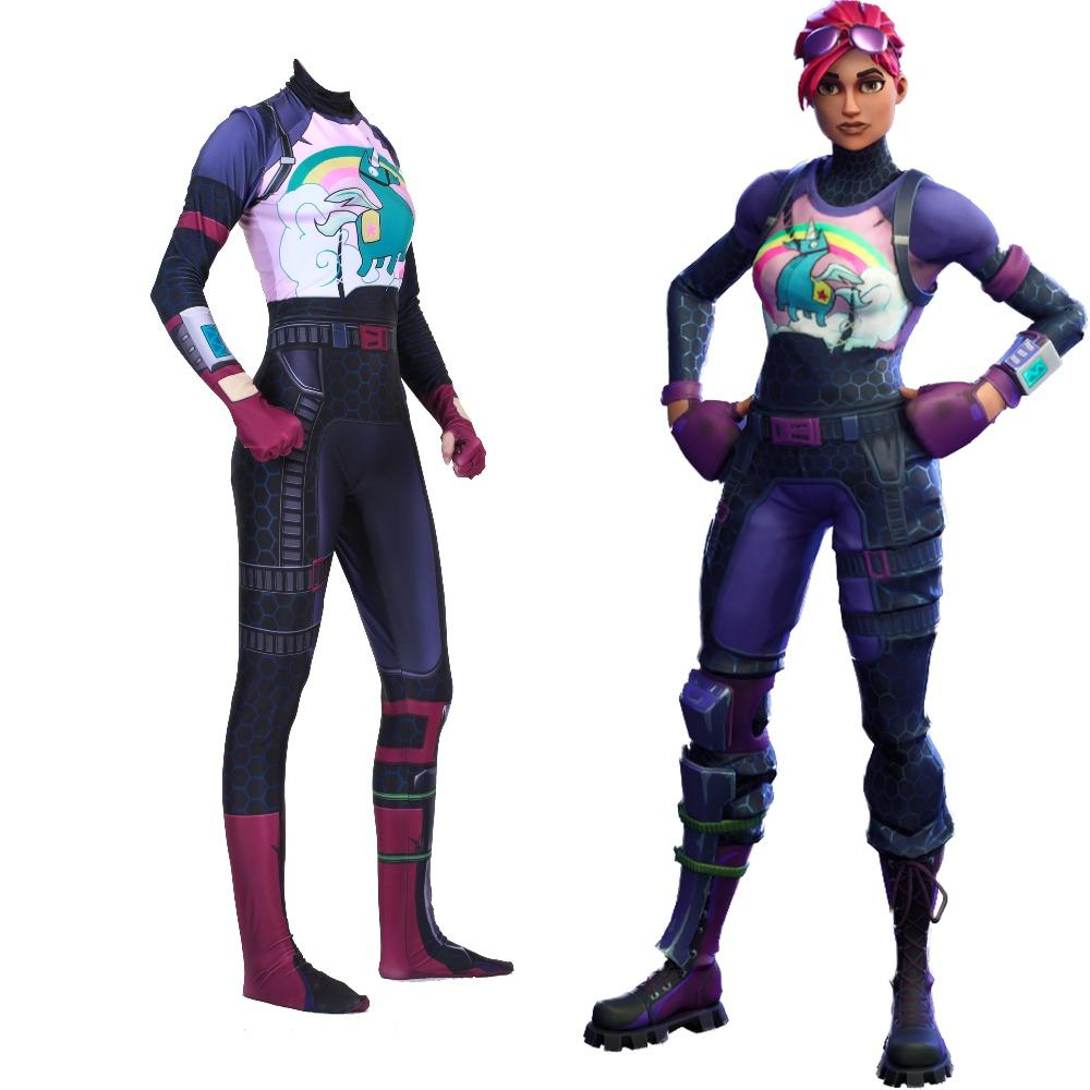 Fortnite Brite Bomber Costume.