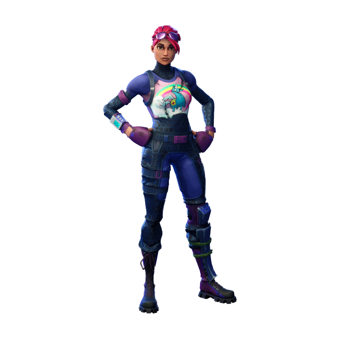 Download Fortnite Brite Bomber PNG Image for Free.