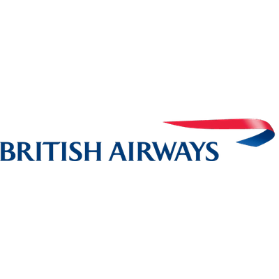 British Airways Logo transparent PNG.