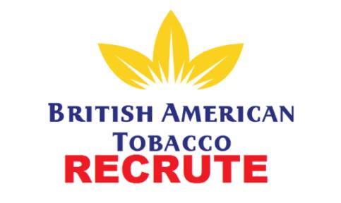 BRITISH AMERICAN TOBACCO RECRUTE.