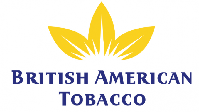 British American Tobacco Nigeria Global Graduate Recruitment 2018.