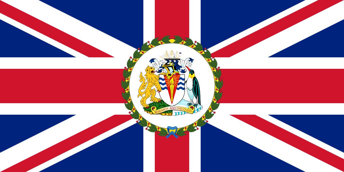 Commissioner for the British Antarctic Territory.