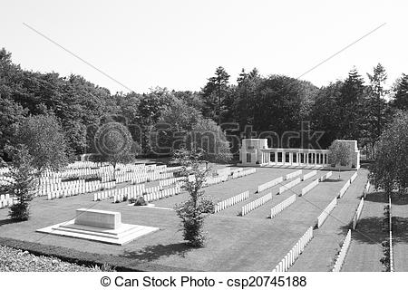 Pictures of New British Cemetery world war 1 flanders fields.