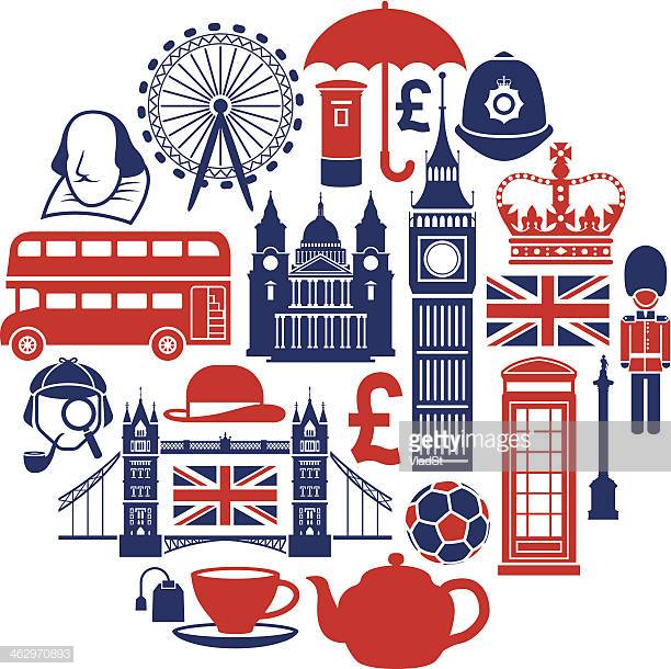 60 Top British Culture Stock Illustrations, Clip art, Cartoons.
