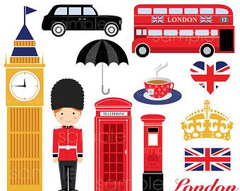 British clipart.