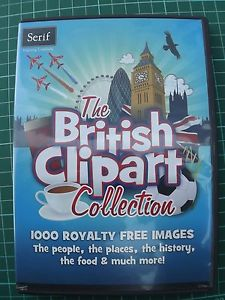 Serif The British Clipart Collection.