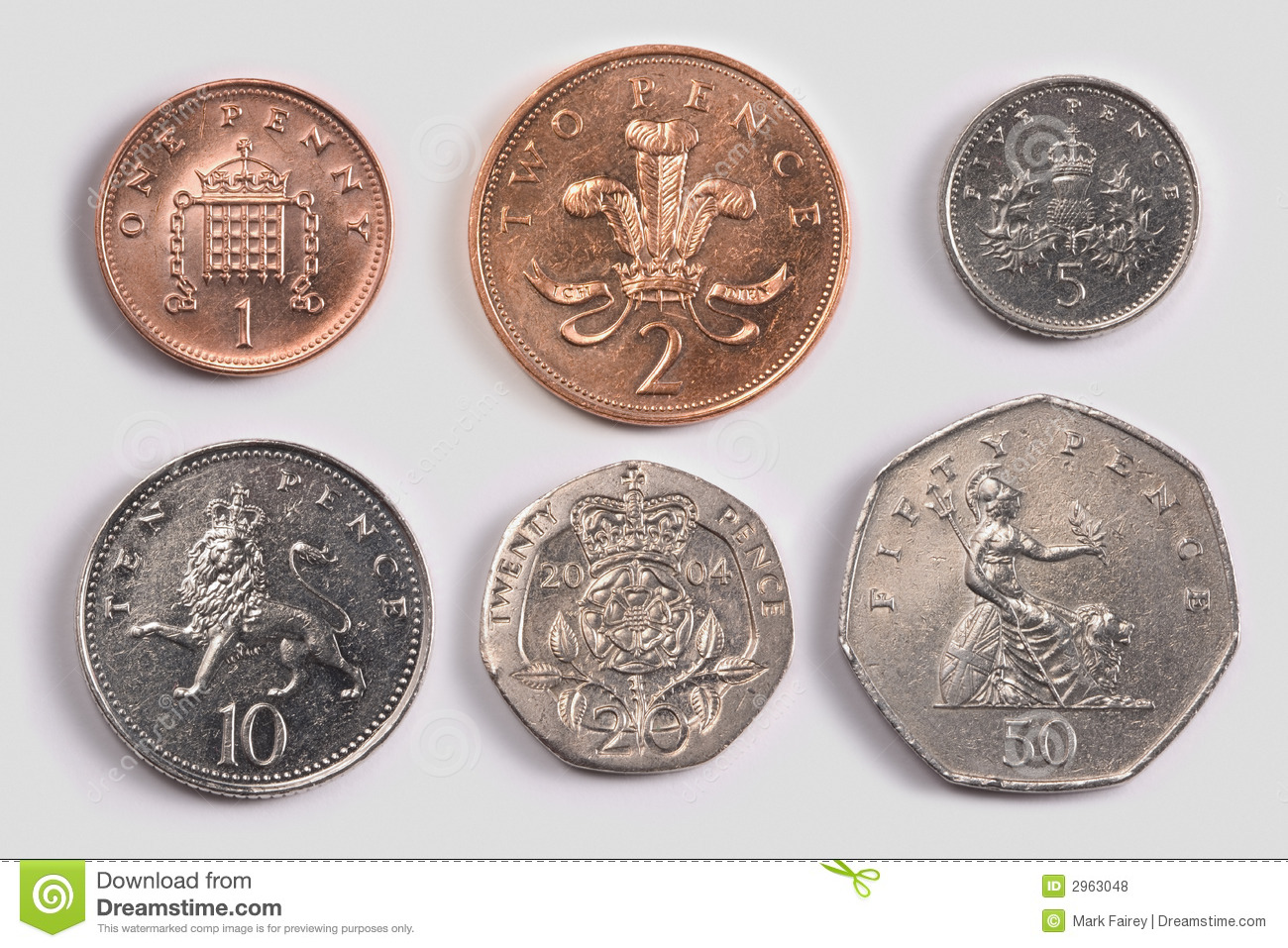 British coins clipart 8 » Clipart Station.
