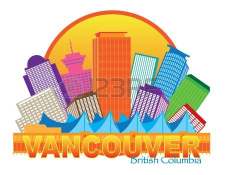 Vancouver bc clipart.
