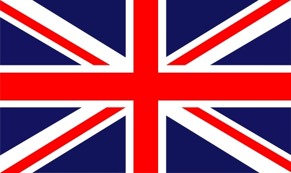 British Flag clip art Free vector in Open office drawing svg.