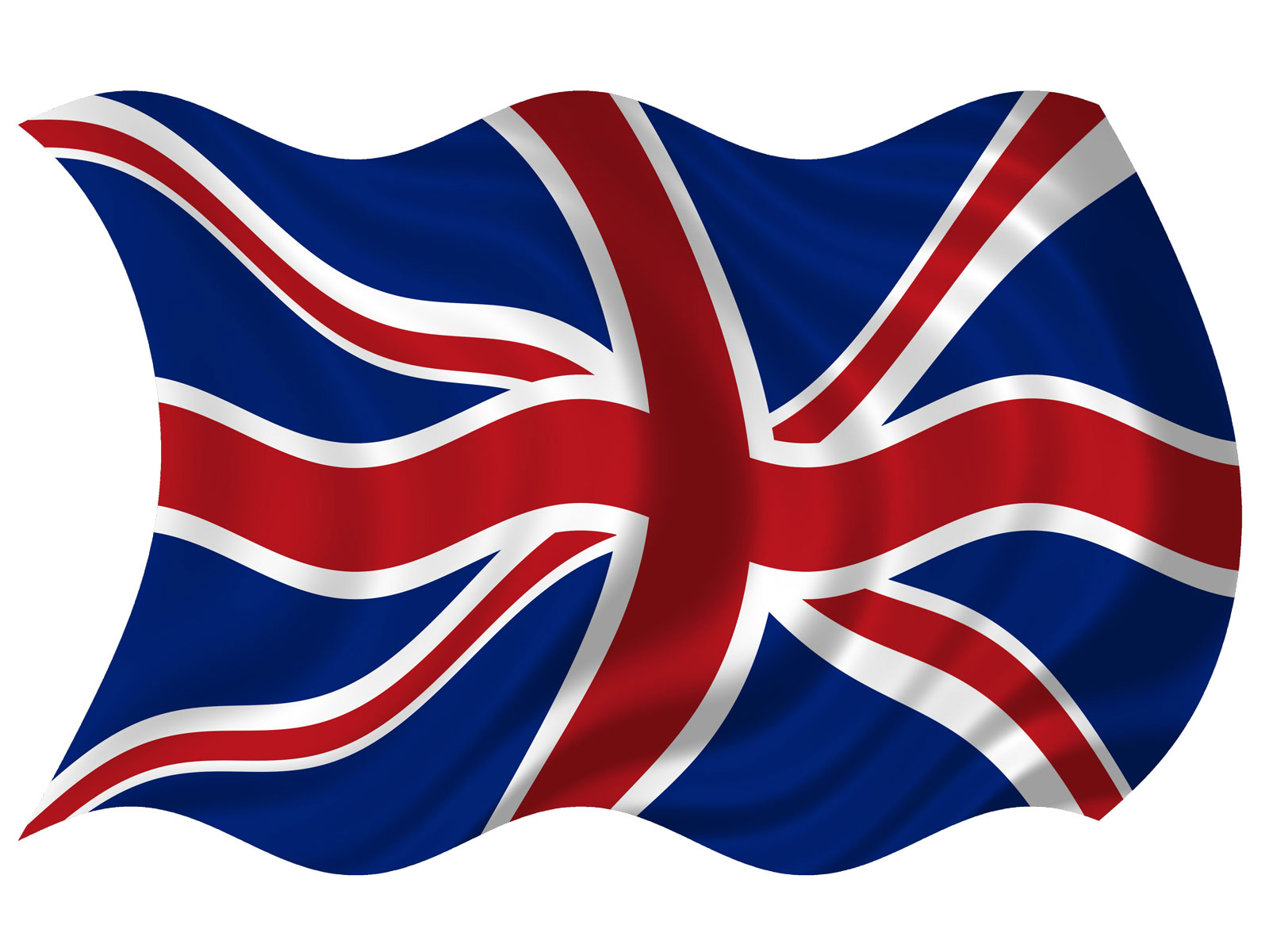 Union Jack Flag Clipart.