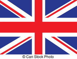 British flag clipart #19