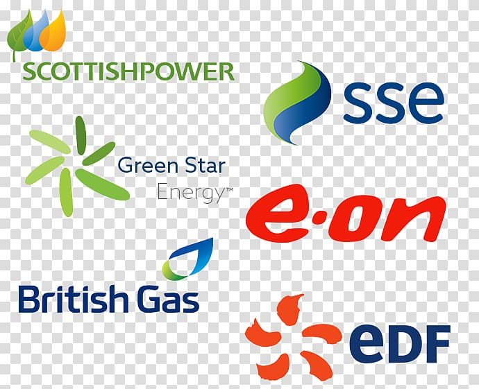 Big Six energy suppliers Business British Gas Electricity.