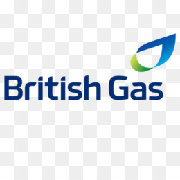Free download British Gas Text png..
