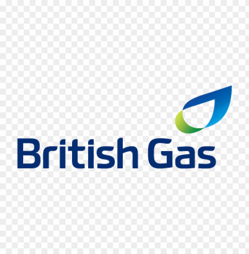 british gas vector logo.