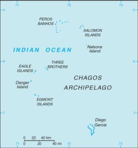 British Indian Ocean Territory.