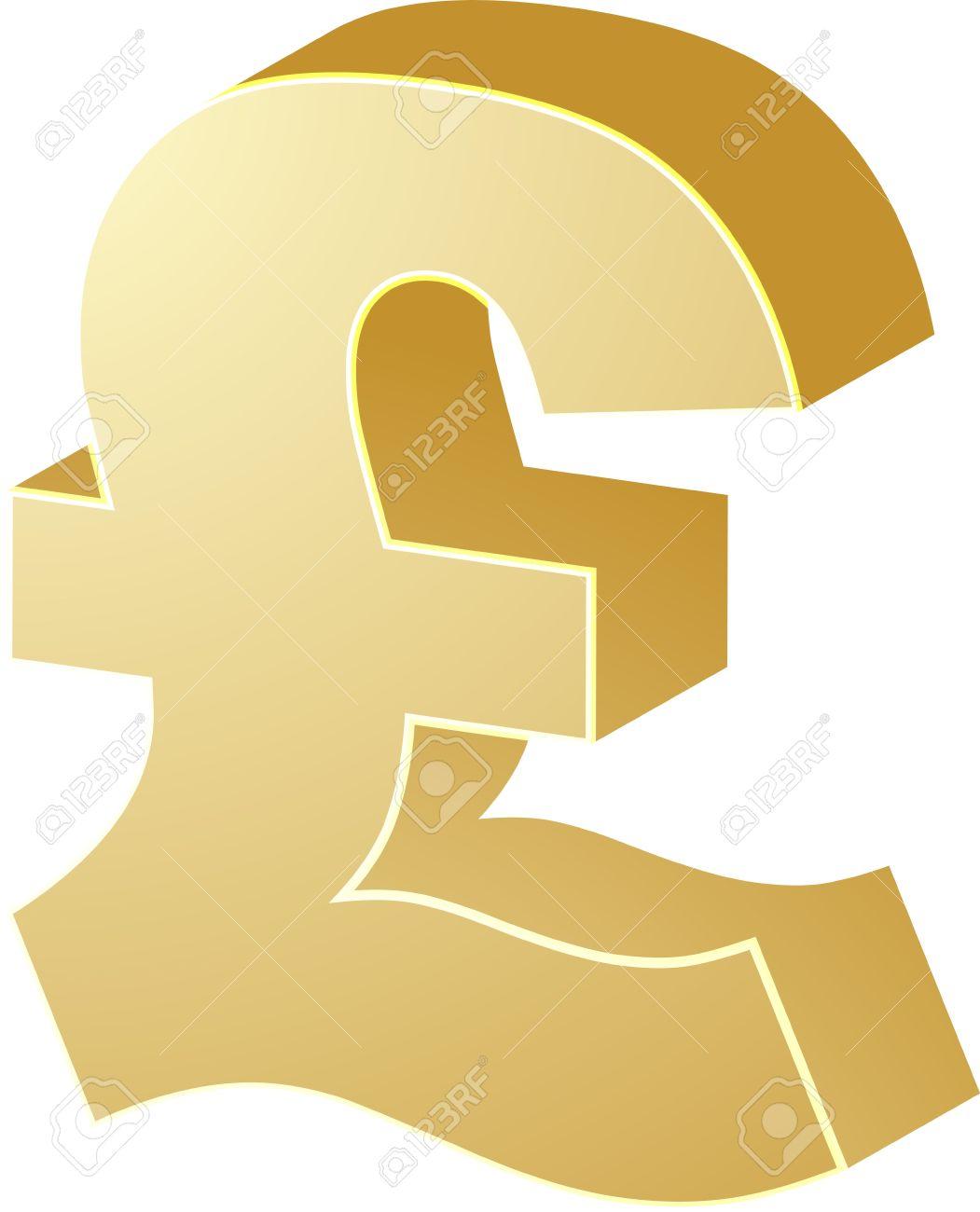 British Pound Clipart Clipground