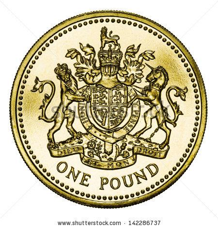 Pound clipart.