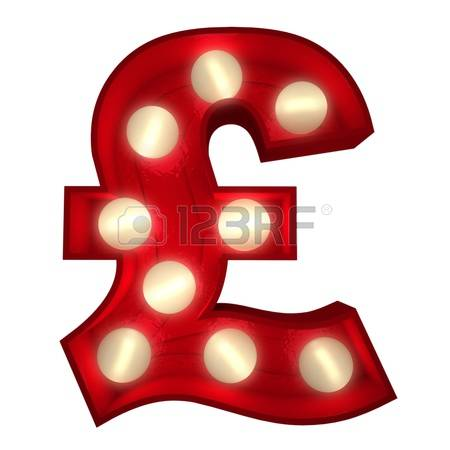 3,753 British Pound Stock Vector Illustration And Royalty Free.