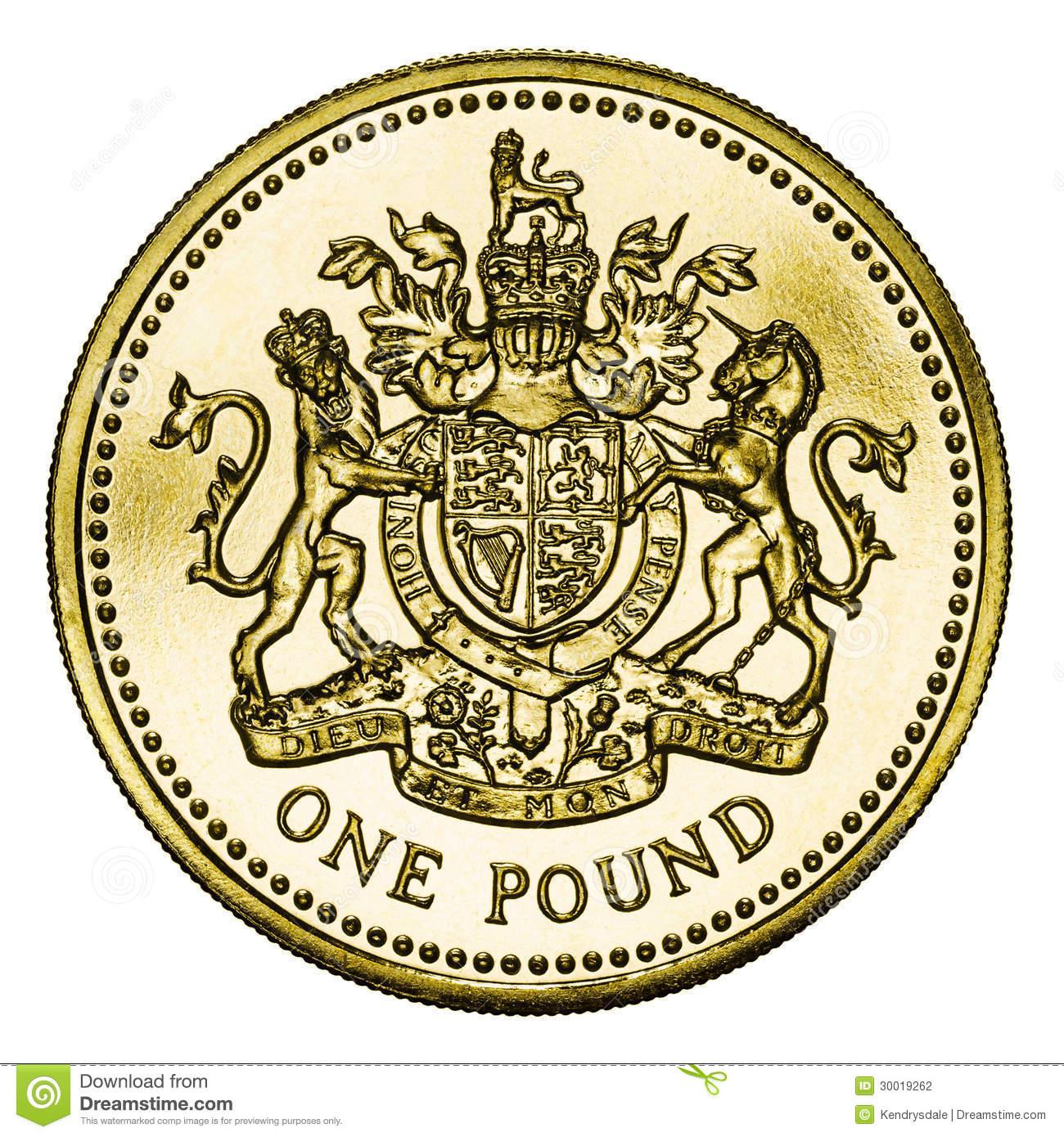 British pounds clipart.