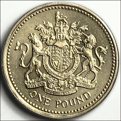 British pound clipart #14