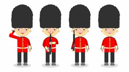1,572 British Soldiers Stock Vector Illustration And Royalty Free.