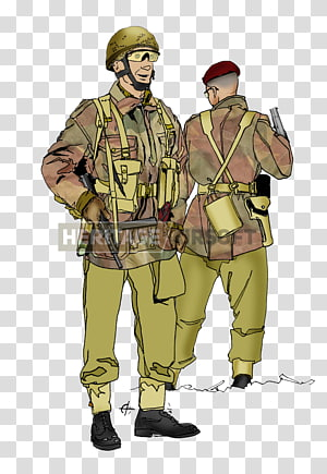 British Soldier transparent background PNG cliparts free download.